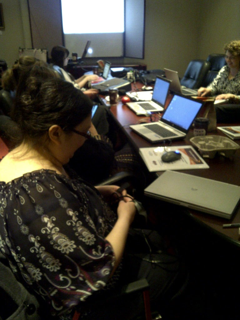 Social media training for business in Truro