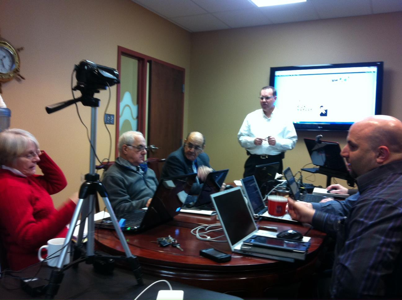 Dartmouth Social Media training for business