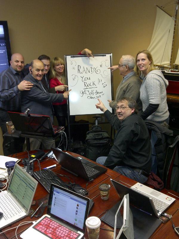 Dartmouth Social Media training for Realtors