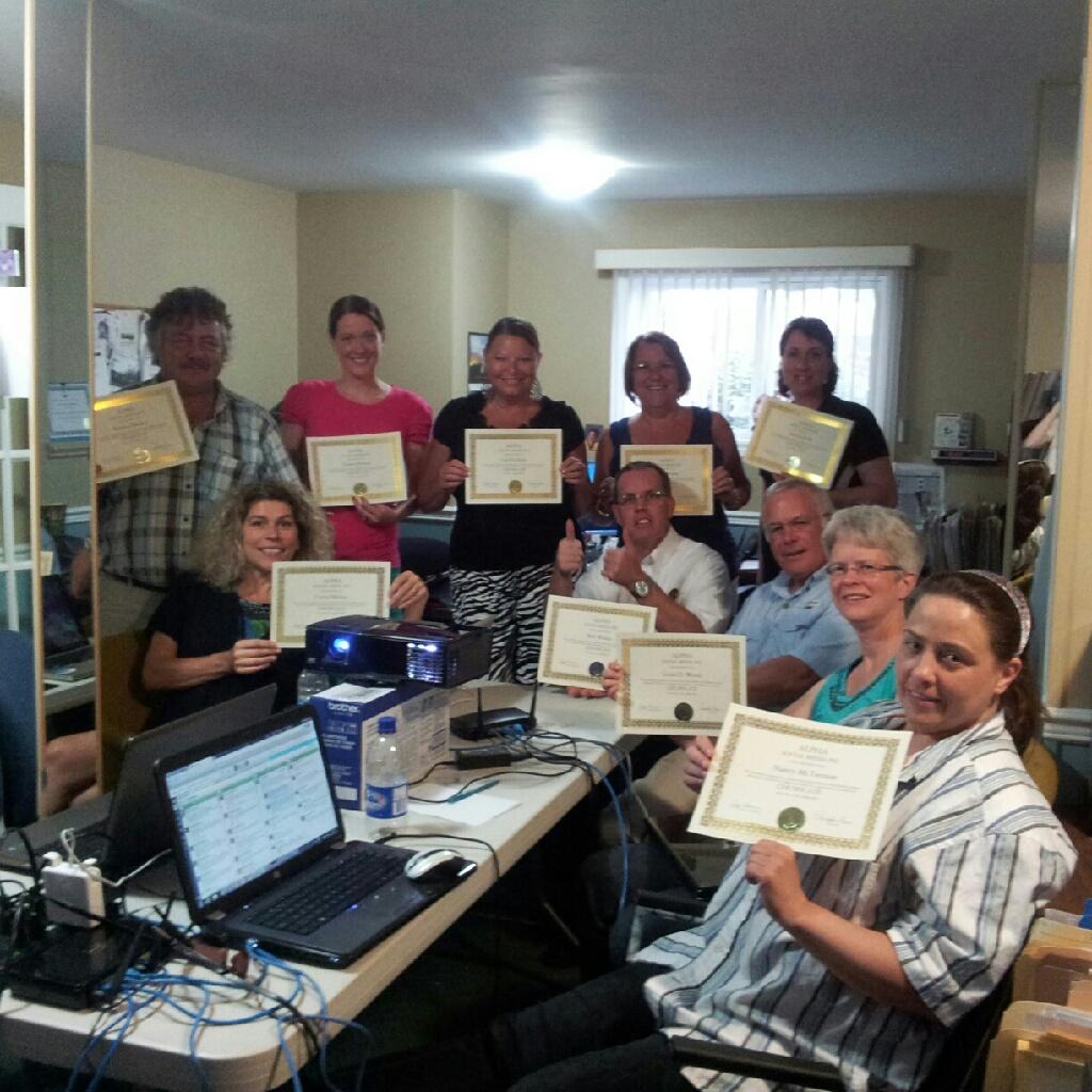 Elmsdale social media training for business