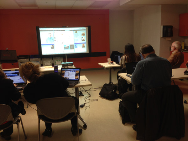 Halifax Spryfield social media training for business