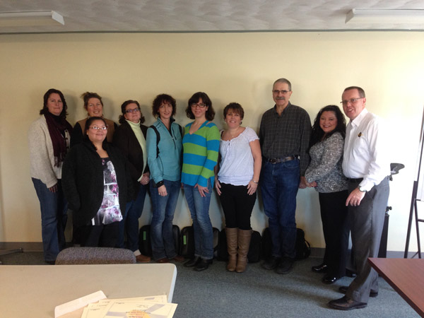 Stewiacke social media training grads